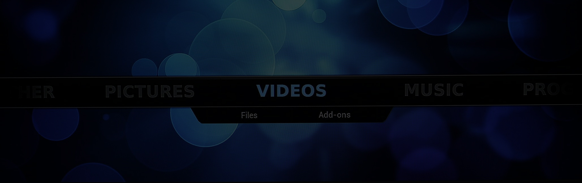 How to install addons on Kodi media center